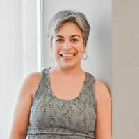 Image of UJC Associate Director & Director of the UJC Domestic Violence Project, Madeline Garcia Bigelow