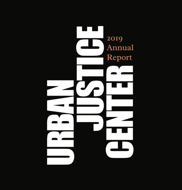 Image of the cover of the 2019 UJC Annual Report.