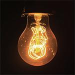 Image of a lightbulb
